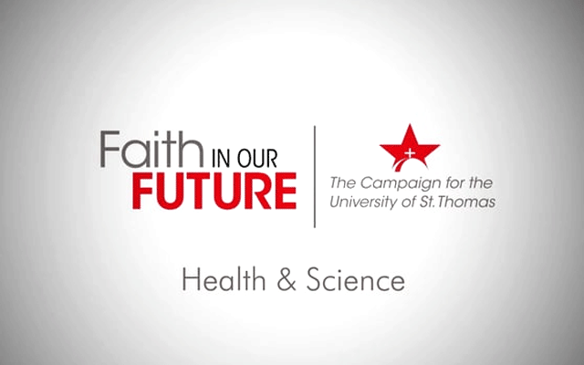 University of St. Thomas: Health & Science Campaign Teaser